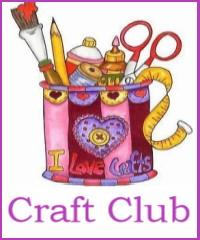 Craft Club at Burton Pidsea Memorial Hall