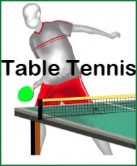 Table Tennis at Burton Pidsea Memorial Hall