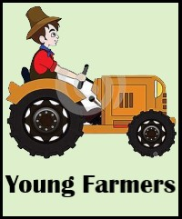 Young Farmers at Burton Pidsea Memorial Hall