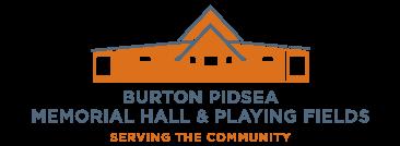 Burton Pidsea MemorialHall Logo